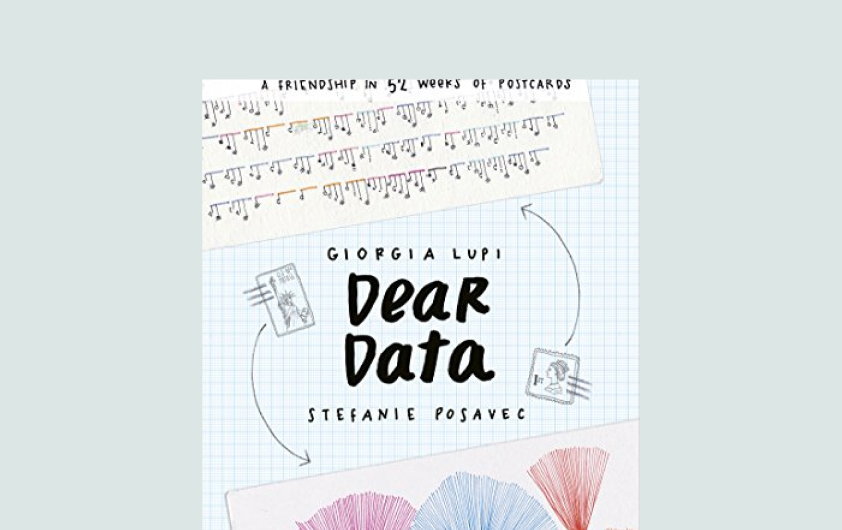 Dear Data by Giorgia Lupi &  Stefanie Posavec